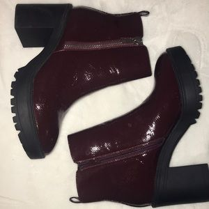 Steve Madden Turbo Zip Boot